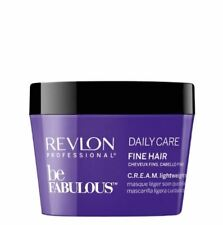 Revlon Be Fabulous Daily Care Fine Hair Cream Lightweight Mask 200 ML