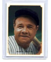 BABE RUTH - NEW YORK YANKEES - 1992 WHITEHALL PROTOTYPES - CARD #3