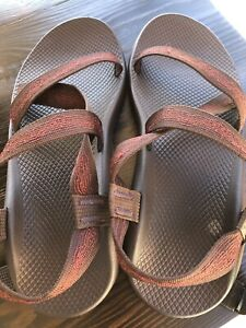 Chaco Mens Sandals Size 14 Brown New