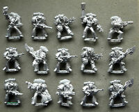Citadel Gw Warhammer 40k VINTAGE Rogue Trader Marines Espaciales Selection -