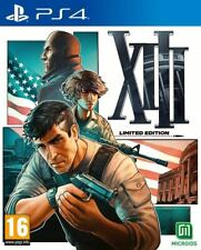 XIII LIMITED EDITION PS4 GAME