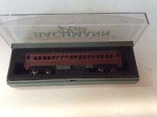 "Bachmann Plus N Scale ""Pennsylvania"" beleuchtetes Coach RD #1706"