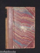 The Autocrat at The Breakfast Table: Oliver Wendell Holmes 1886 Victorian Novel