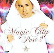 Magic City Part 2 Mc Magic Audio CD