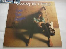 Waysted - Save your prayers - LP 1986 - NUOVO