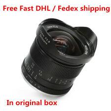 7artisans 12mm F2.8 Wide Angle Manual Focus Lens for Sony E Canon Fujifilm X M43