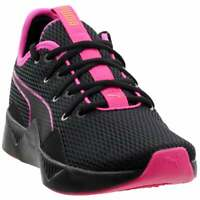 Puma Incite Lux Sneakers Casual    - Black - Womens