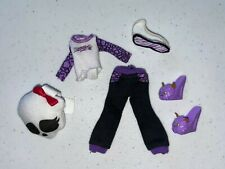 Monster High Clawdeen Wolf Dead Tired Clothes and Accessories Pillow