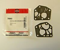 GENUINE BRIGGS & STRATTON CARBURETTOR DIAPHRAGM GASKET KIT 795083 495770