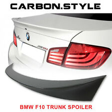 """""""Stock IN USA Unpainted BMW F10 5-Series AC Style Rear Trunk Spoiler Boot Wing"""