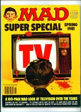 |•.•| MAD SUPER SPECIAL • Issue #34 • Spring 1981 • EC Publications