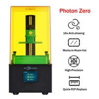 CA ANYCUBIC LCD Photon Zero 3D Printer UV Resin Light-Cure FEP Frame TFT Screen