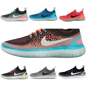 Nike Free Run Distance 2 Damenschuh Laufschuh Sportschuh Sneaker Textil