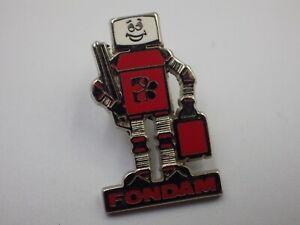 Pin ´S Vintage Pins de Solapa Pins Coleccionista Publicidad Fondam Lote Pd 12