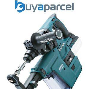 Makita DHR242Z 18v LXT Brushless Rotary Hammer Drill + DX01 Dust Extractor Unit
