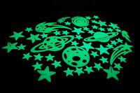 50+ Piece Glow in the Dark Stars Cosmic Set