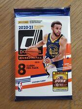 (1) 2020-21 NBA Donruss Blaster Pack *8 CARDS*- Lamelo?  + 5 FREE Mosaic inserts