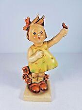 Hummel Spring Cheers Girl Figurine #72 TMK-2/3
