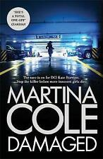 MARTINA COLE DAMAGED HARDBACK BOOK LATEST BESTSELLER