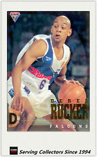 1994 Australia Basketball Card NBL Series 2 Defensive Giant DG5: Derek Rucker