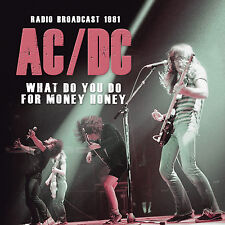 AC/DC New Sealed 2018 UNRELEASED LIVE 1981 CONCERT CD