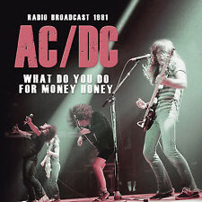 AC/DC New Sealed 2019 UNRELEASED LIVE 1981 CONCERT CD