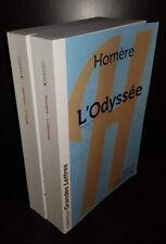 Homère : L'Odyssée et L'Illiade