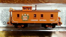MTL Micro Trains 05100130 CN CANADIAN NATIONAL  34' Wood Caboose #79157