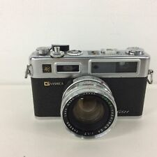 Yashica Electro 35mm Film Camera Black #661