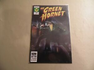 Green Hornet Volume 2 #6 (Now Comics 1992) Free Domestic Shipping