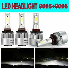 9005 9006 Combo LED Headlight Bulbs for Honda Civic Accord 97-07 High & Low Beam