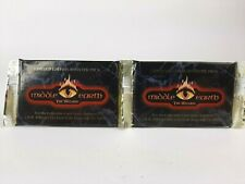 Middle Earth  Booster Packs The Wizards Limited Edition - MECCG - 2 SEALED PACKS