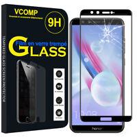 """Lot Film Verre Trempe Protecteur Protection d'écran Huawei Honor 9 Lite 5.65"""""""