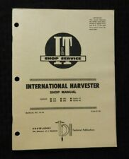 1979 INTERNATIONAL HARVESTER FARMALL 544 666 656 HYDRO 70 686 TRACTOR I T MANUAL