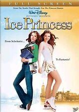 Ice Princess DVD Walt Disney Full Screen