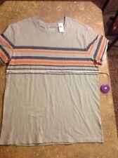 NWT Mens XL Gap The Stinson Gray T Shirt