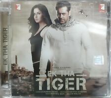Ek Tha Tiger CD - Salman Khan, Katrina Kaif - Bollywood OST Music CD