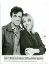 Lock Up-Sylvester Stallone-Darlanne Fluegel-8x10-Promo-Still-Drama