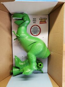 Disney Pixar Toy Story Rex Figure New in Box Collectors Edition