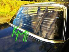 Mercedes W108 109 heckjalousie louver louvre heckrollo heckscheibenjalousie