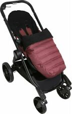 Baby Jogger City Select Footmuff Black in With Instructions.