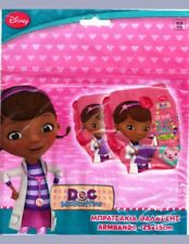 Doc McStuffins Kids Swimming ArmBands Summer Holiday Pool Water Play free uk p&p