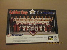 AHL Rochester Americans Vintage 1968 Calder Cup Champions Hockey Team Photo