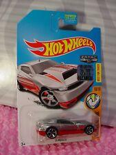 D-MUSCLE✰#016 Walmart ZAMAC; Red; mc5✰MUSCLE MANIA✰2017 Hot Wheels ✰Factory Set