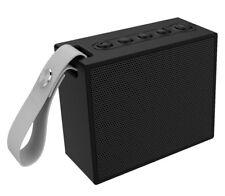 X9 Portable Wireless Speaker Bluetooth 4.2 Waterproof Built-In Mic Black