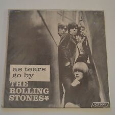 ROLLING STONES - AS TEARS GO BY - 1966 ORIGINAL BRAZIL LP
