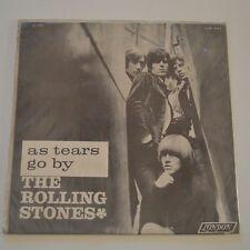ROLLING STONES - AS TEARS GO BY - 1966 ORIGINAL BRAZIL LP