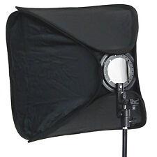 Caja de Luz Softbox Plegable SB1009 60x60 para Flash Camara Estudio Foto