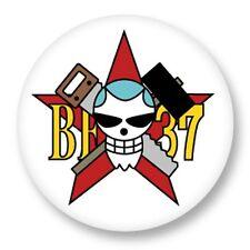 Pin Button Badge Ø38mm One Piece Skull Logo Manga Japan Shōnen
