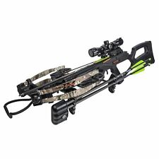 Bear Archery Bear X Intense Crossbow RTH Package 400 FPS Veil Stoke Camo